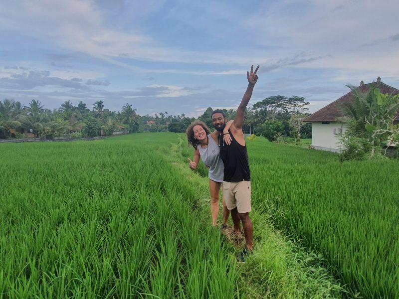 Ashutosh-Vladka Bali Bohemia Adventures