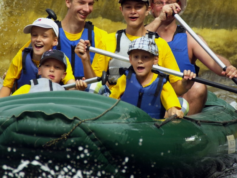 Rafting Tours in Czech